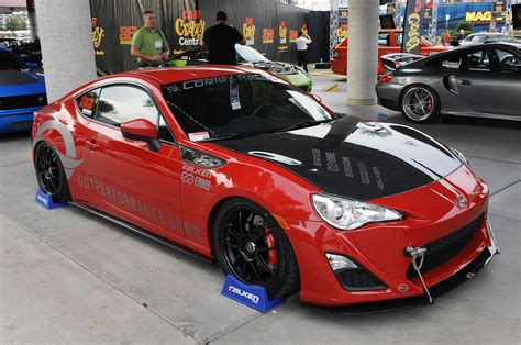 certified pre owned scion frs scion fr s and subaru brz show cars sema 2012 photo