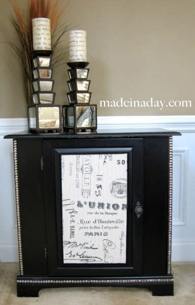 how to hook up head and cabinet fabric nail head cabinet up do tip junkie
