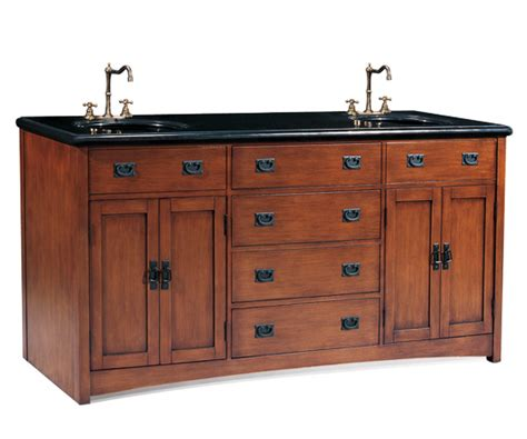 Mission Style Vanity Cabinet by 72 Inch Mission Vanity Mission Style Vanity Mission