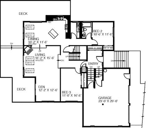 60 sq feet bungalow style house plan 5 beds 3 baths 2851 sq ft plan