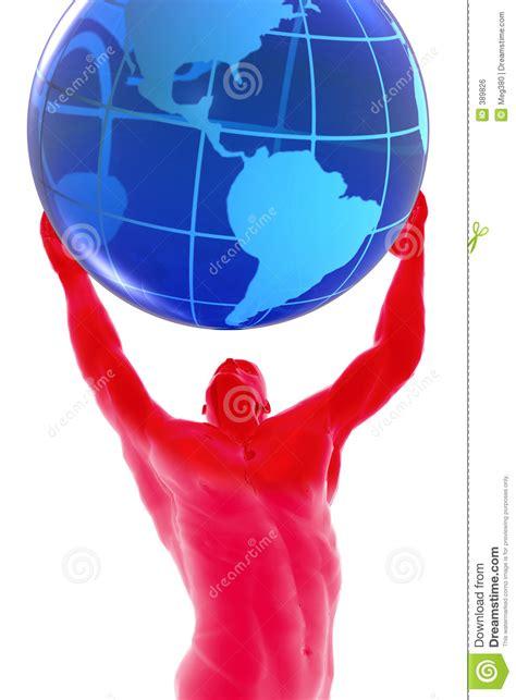 mundo do homem espiritual imagem de stock royalty free homem e mundo imagem de stock royalty free imagem 389826