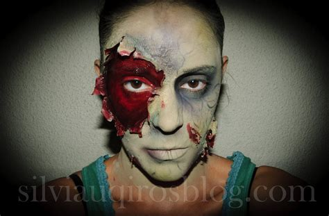 tutorial zombie disfraz tutorial maquillaje para halloween belleza