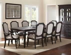 Black Formal Dining Room Sets by Very Dark Wood Formal Dining Room Table Set W China