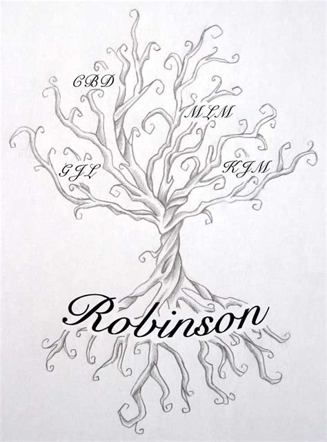 Family Tree Tattoos Let Your Family Know You Love Them Family Designs