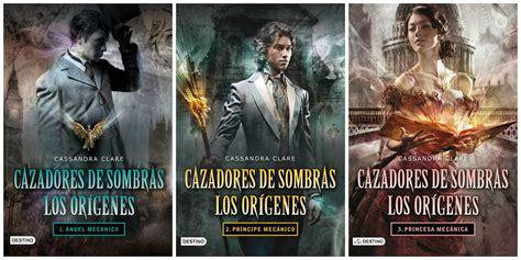 libro cazadores de sombras los saga cazadores de sombras los origenes 9 libros en pdf bs 200 00 en mercado libre