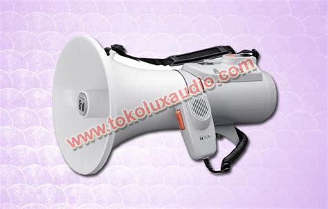 Megaphone Toa Zr 2015 toa zr 2015s toko jual aneka sound system terlengkap