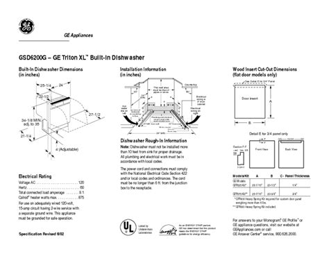 Dishwasher Users Guides Quot Dishwasher Quot Page 305