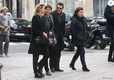 Marc Lavoine et sa femme Sarah avec Anne Marcassus