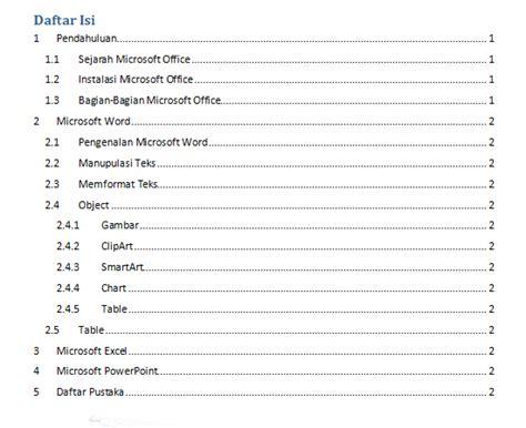makalah memahami format kegiatan bk styling pada microsoft word 2010 bagian 2 affandezone
