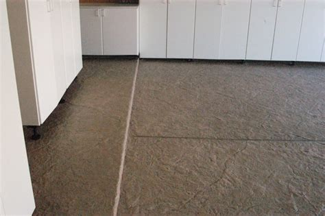 textured garage floor coating