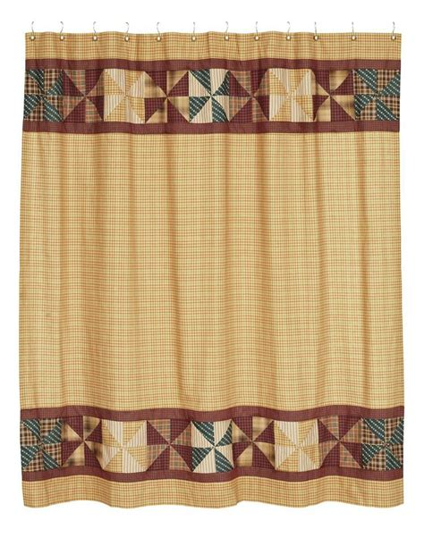country shower curtain 1000 images about primitive curtains table clothes