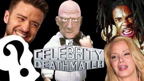 celebrity deathmatch let s get it on mtv s celebrity deathmatch let s get it on youtube