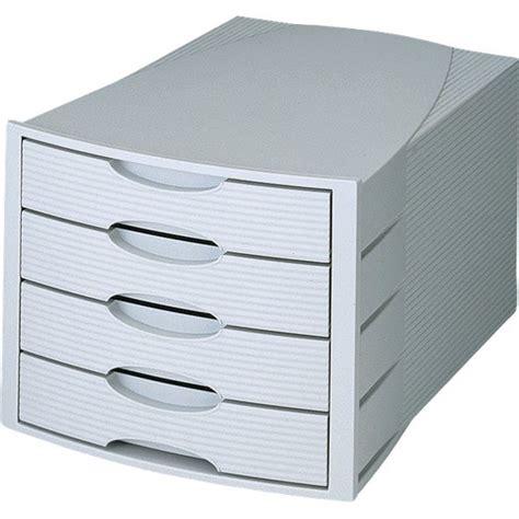 cassettiere ufficio cassettiera monitor han grigio grigio 4 cassetti