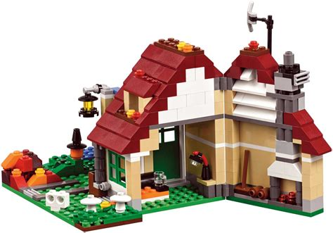 Lego 31038 Creator By Joobricks lego 31038 lego creator changing seasons