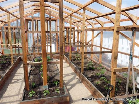 greenhouse guide to build a wood greenhouse at home all