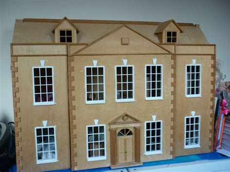 large dolls house uk for sale large georgian dolls house for sale the dolls house exchange