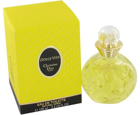 dolce vita perfume for by christian