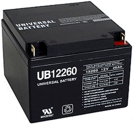 Baterai Kotak 12 Volt 12 volt 26 hour electric scooter batteries