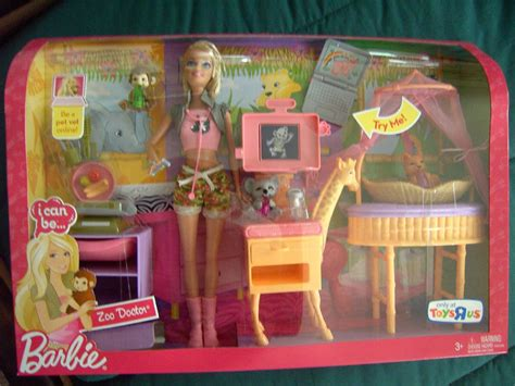 barbie doll house toys r us barbie doll i can be a zoo doctor toys r us exclusive age