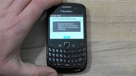 blackberry reset youtube blackberry curve 8520 hard reset youtube