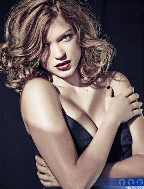 lea seydoux agent lea seydoux cast french actress lea seydoux has been