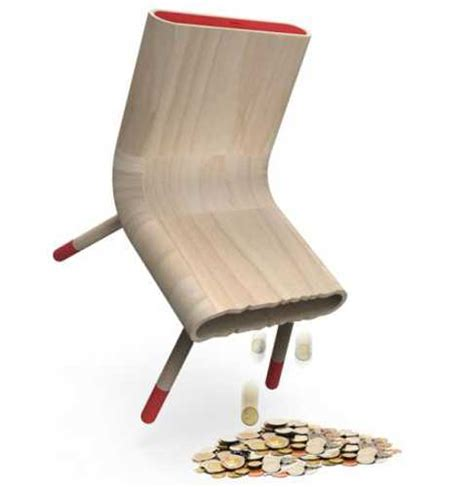storage chair anticrisis chair design offering financial assistance and space saving storage idea