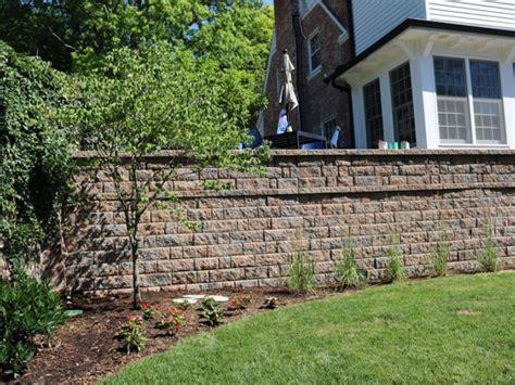 st louis hardscape retaining walls st louis hardscape design st louis