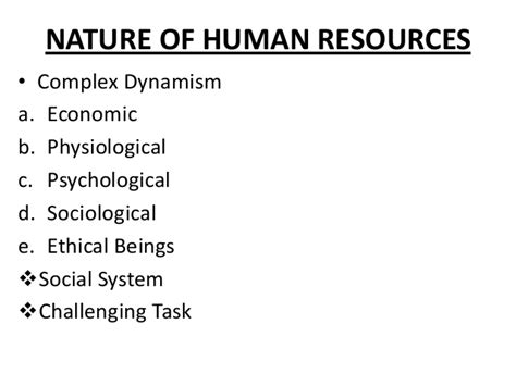 Human Resource Development Notes For Mba by H Rm Notes