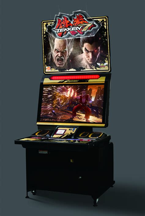 Tekken 3 Arcade Cabinet by Tekken 7 Fated Retribution Tfg Preview Gallery