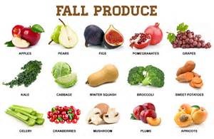 a guide to fresh fall produce the style edit