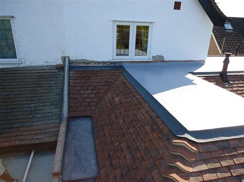 Roof To Roof Tiled Extension Roof At Whitchurch Goring On Thames