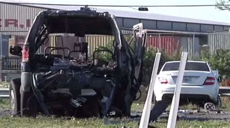 Weather In Hialeah Gardens - 2 killed 4 hospitalized after fiery crash in hialeah