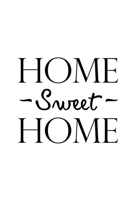 home sweet home as aluminium print by juniqe juniqe