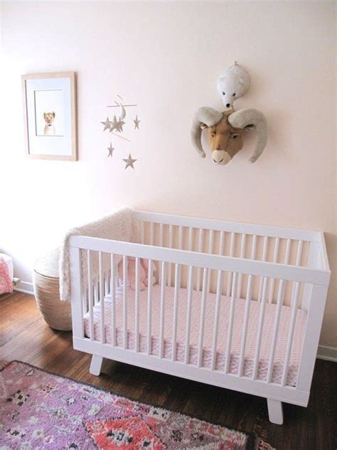Mdb Family Cribs by Babyletto Hudson Crib In White The Playroom By Mdb