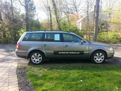 volkswagen glx 2004 volkswagen passat sedan 2 8 v6 4motion related