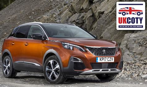 peugeot family car peugeot 3008 suv announced as best family car in the uk