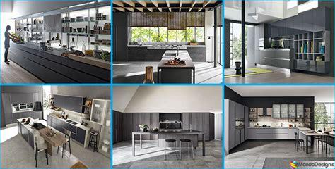 migliori marche cucine moderne cucine moderne grigie 22 modelli delle migliori marche