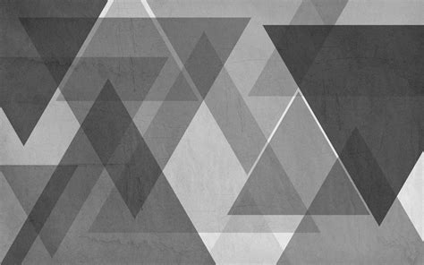 grayscale pattern patterns grayscale triangles wallpapers