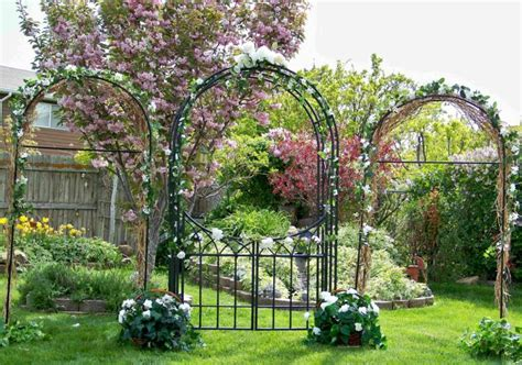Garden Arch Ideas Veve S Handmade Wedding Centerpiece Ideas Are Not Only Simple In Operation But Also