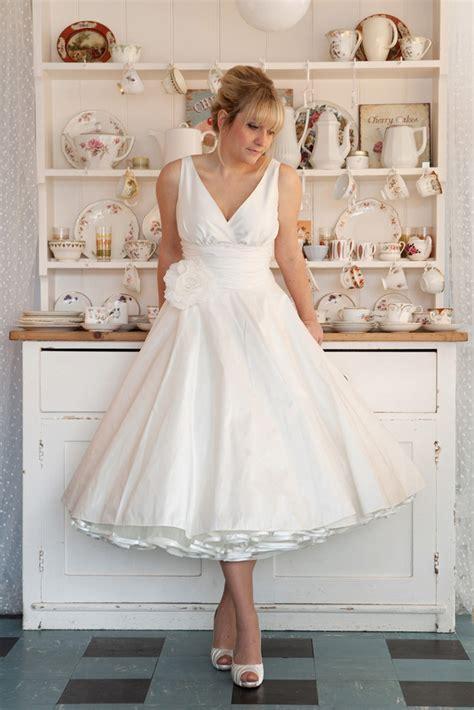 Vintage 1950s Wedding Dresses by Vintage Wedding Dresses 1950 Cherry