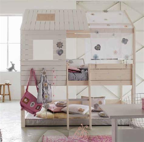 letti in legno per bambini nordica casetta legno alto belv 236 camerette torino
