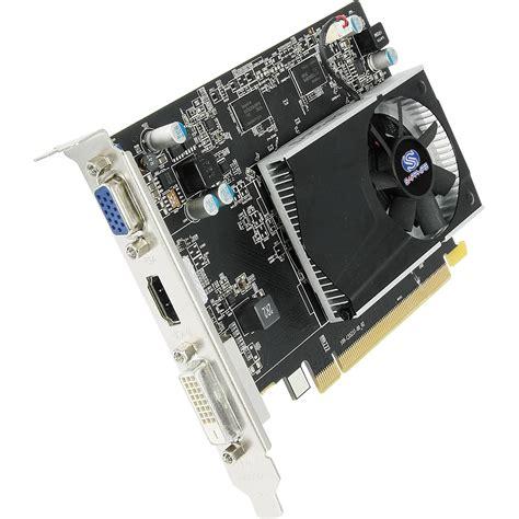 Sapphire Ati Radeon Vga R7 240 2g Ddr3 With Boost sapphire radeon r7 240 graphics card 2gb ddr3boost