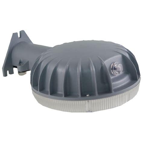 Led Security Light Fixtures 4000 Lumen Barn Security Light Dusk To 1bl L4000d