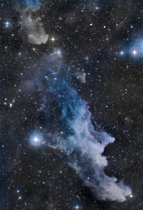 The Witch Day astronomy picture of the day the witch nebula