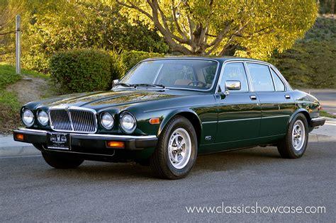 86 jaguar xj6 1986 jaguar xj6 series iii 4 2 sedan by classic showcase