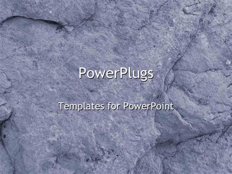 rock powerpoint themes powerpoint template close up of rock pattern background