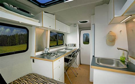 2 Floor Bed by Airstream S Nest Caravans Trailers Are Small And Towable