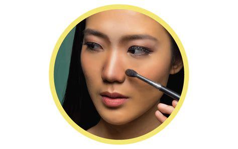 Make Up Gusnaldi 3 langkah membuat hidung tak lebih mancung