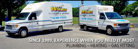 G And G Plumbing by Home Page Fj Walsh Plumbing And Heating