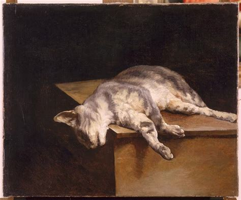 dead cat painting dead cat theodore gericault wikiart org